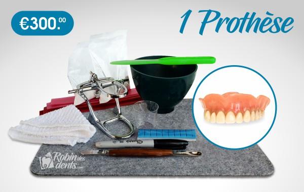 trousse 1 prothese robin des dents